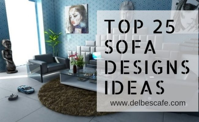 Latest Sofa Design Pictures for Living Room