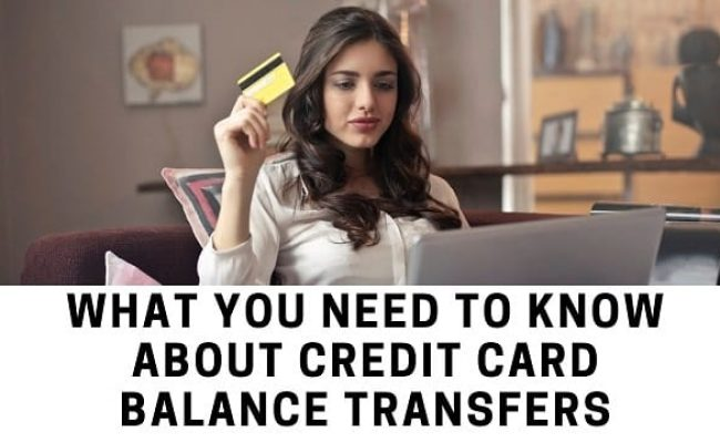 What You Need to Know About Credit Card Balance Transfers