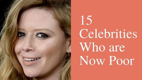 Celebrities Who are Now Poor