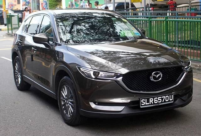 2017 Mazda CX-5 - Family Cars