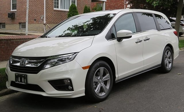 2018 Honda Odyssey - Used Family Car