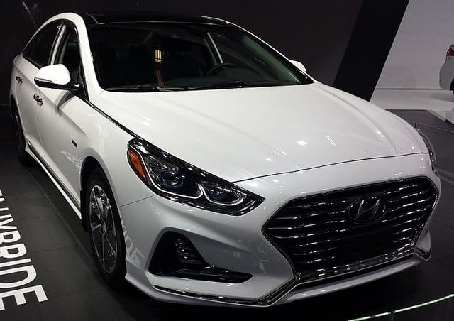 2018 Hyundai Sonata - Family Cars