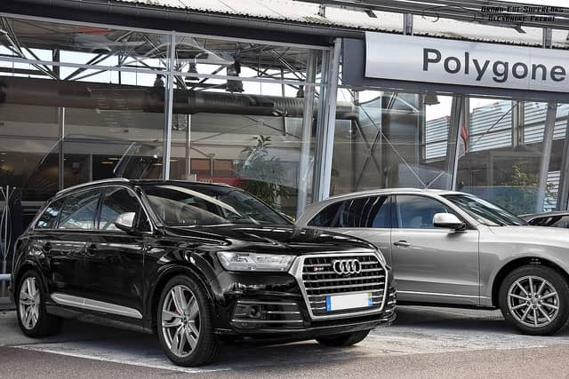 Audi SQ7 - Family Cars