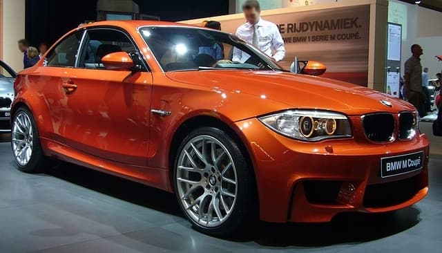 BMW 1 Series - Family Cars