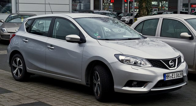 Nissan Pulsar - Best Family Cars