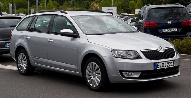 Skoda Octavia - Family Cars