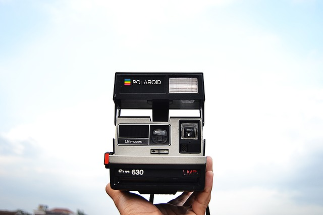 Instant Camera - Christmas Gift