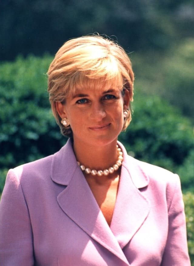 Diana - most beautiful queen