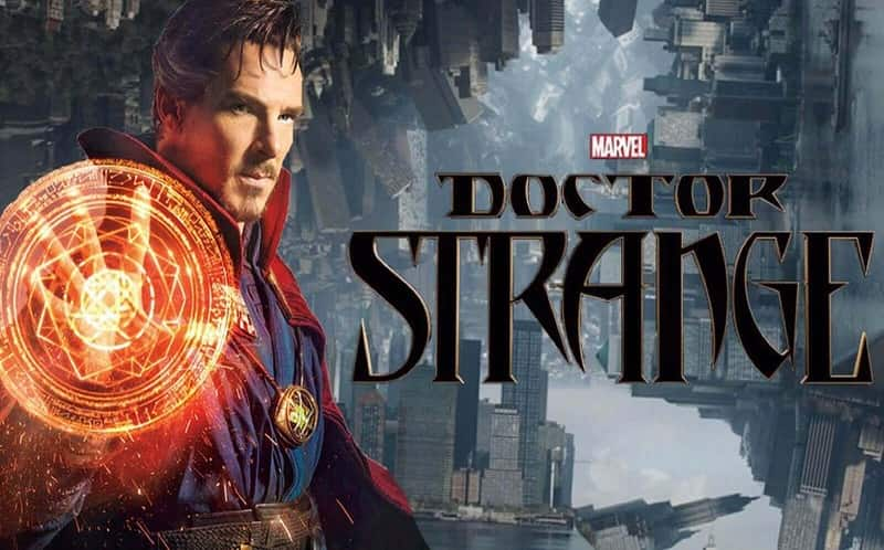 Doctor Strange (2016) - marvel films