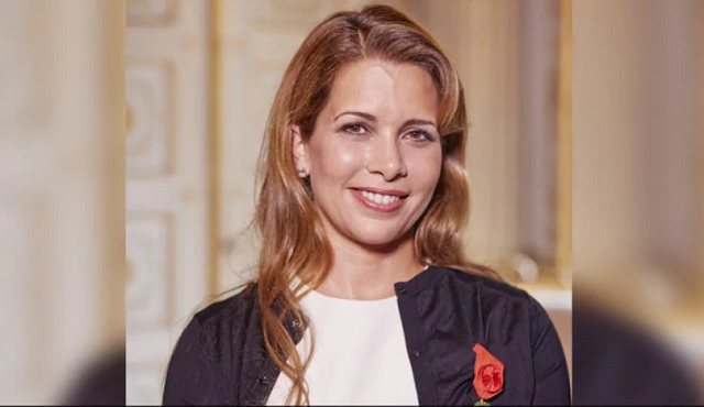 Haya bint Al Hussein - most beautiful queen