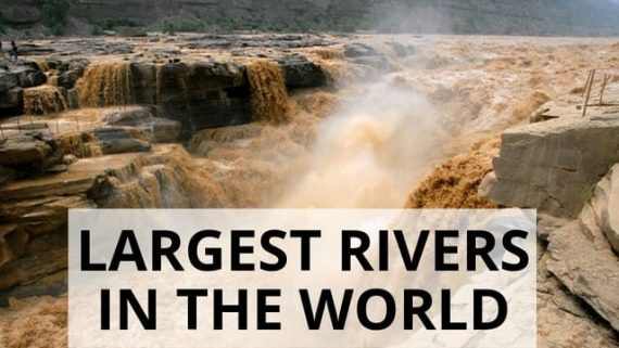 largest rivers in the world