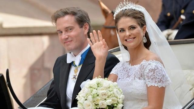 Madeleine of Sweden - most beautiful queen