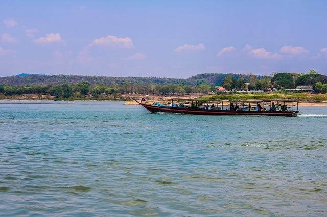Mekong - longest rivers in the world