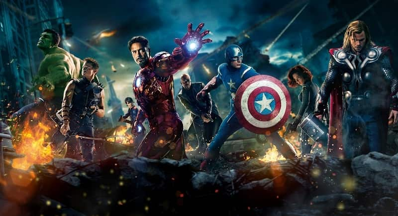 The Avengers (2012) - best marvel movies
