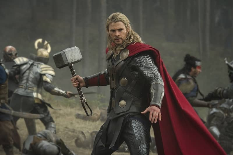 Thor The Dark World (2013) - best marvel movies