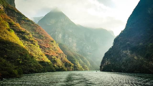 Yangtze - longest rivers in the world