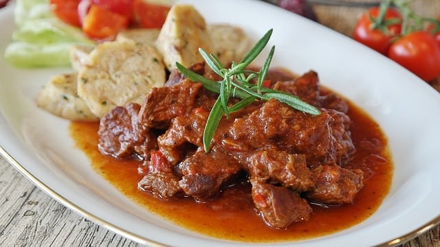 Goulash - famous food of different countries