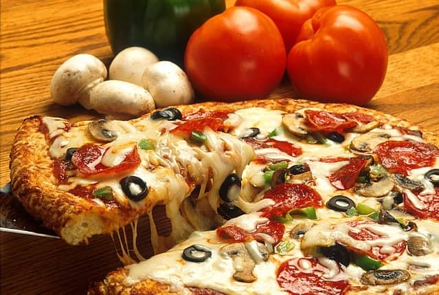 Pizza - best food in the world