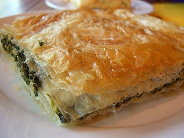Spanakopita - best food in the world