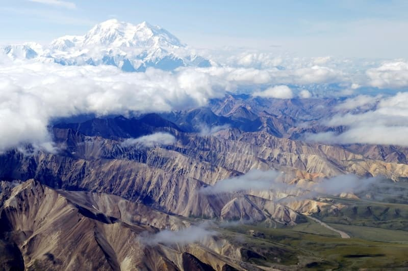 Denali National Park - Tourist Attractions in America