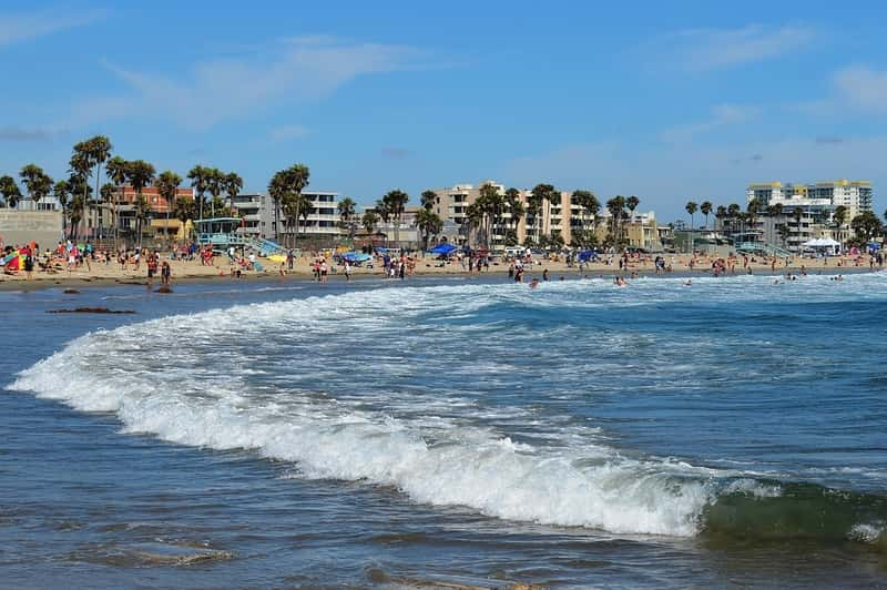Venice Beach in Los Angeles - Tourist Attractions in America