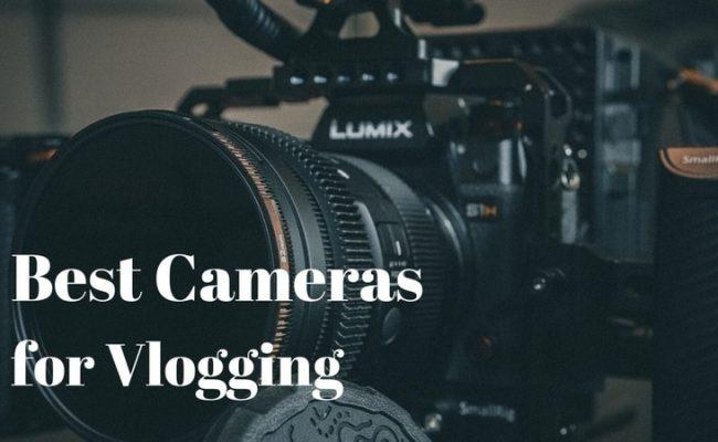 The Best Vlogging Cameras for Beginner