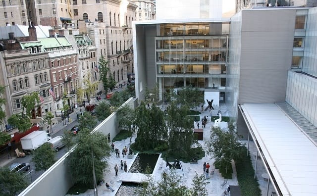 The Museum of Modern Art - New York, NY, USA